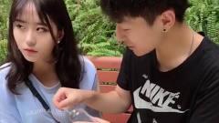 搞笑紫然:男朋友当面给其他女人开瓶盖?网友