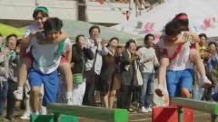 日本学校体育赛事可真会玩,怎么都是男女搭配