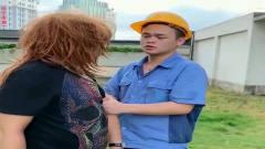 广西老表搞笑视频,湿水泡跟女友分手,他们的