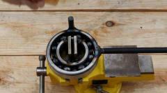 牛人用轴承制作的这个工具,许多人都要用到,