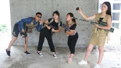 绝地求生真人版:3名玩家决赛圈跳热舞,结果被