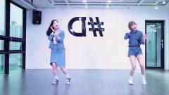 韩系靓女跳热舞,水灵妮子跳舞十分耐看哟