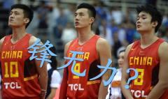 【观察室】中国男篮锋线为何如此低迷,周鹏翟