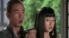 日本女子真狂妄,敢拿枪指着陈真,下一刻她才