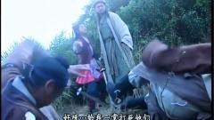 阿朱求乔峰出手救阿紫,乔峰专属背景音乐一开