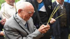 92岁日本老兵叫嚣:中日再开战,他继续为天皇效