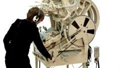 世界上最大的弹珠音乐盒,历时14个月全手工打造