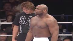 日本黄毛拳手挑战美国300多斤猛将,结果直接被