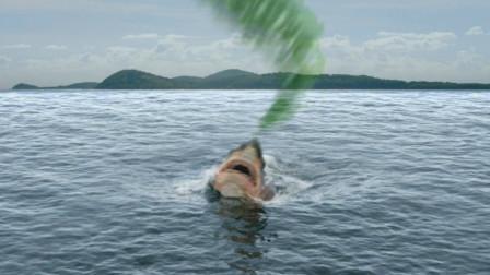 鲨鱼突然携带丧尸病毒,人类被咬就会变成丧尸,一部搞笑动物电影