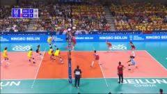 东京奥运会女排资格赛:中国VS土耳其