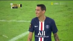 法超杯-姆巴佩扳平迪马利亚绝杀,巴黎2-1逆转夺