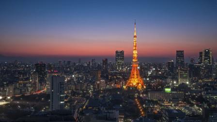 亚洲第一大发展城市没想到竟然是东京
