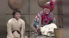 周星驰经典:星爷早期的搞笑视频,这段太珍贵
