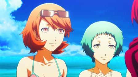 阳光沙滩美女一应俱全,这才是幸福的人生啊