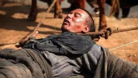 中国史上第一猛将,因为死的太惨太冤被封神