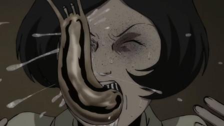 少女久病不愈,原因是嘴里长出了鼻涕虫!伊藤