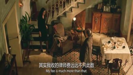 男子趁美女上楼梯,竟在后面想非礼美女,想不
