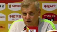 热内西奥:我们有实力 有信心