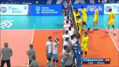 中国队2-3遗憾不敌阿根廷队 无缘直通东京奥运会