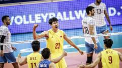 奥运资格赛中国男排1-2阿根廷,无缘提前晋级奥