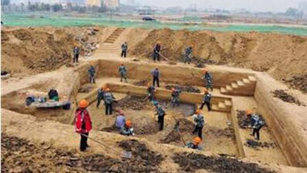 山东出土一古墓,考古队迅速赶到:墓主人是神
