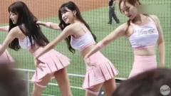 韩国大学啦啦队美女,人美身材好!你心动了吗