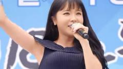 韩国美女街头热舞