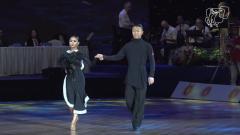 2018世界体育舞蹈职业拉丁锦标赛石家庄站拉丁决