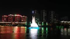 十年前曾是亚洲第一高的河源新丰江音乐喷泉6