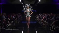 美女时尚:银闪的设计,动感的音乐,经典又时