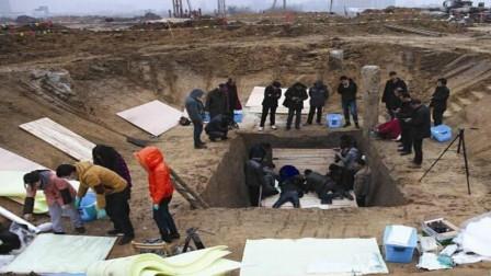 古墓现8米盗洞,墓主是27岁美女,考古家:盗墓