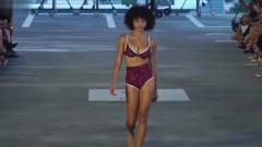 2020迈阿密时装周Acacia 品牌泳装秀,符合一般人的时尚品味!