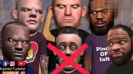 UFC恶搞动画:混乱的UFC 235