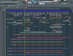[FL Studio]没学乐理的初一学生在暑假能做出什么音