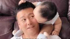 搞笑视频:当爸爸真的太难了,随时都会被宝宝