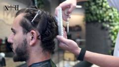 马克西姆的裁剪功底与专业程度,是每位发型师值得参考的