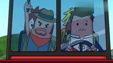 吃鸡搞笑动画:香肠队全死了,萌妹居然用歌声