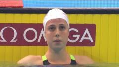 女子400米自由泳决赛-澳大利亚美女名将玛蒂高夫