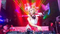 韩国最美女DJ,看看她的打碟照后,美貌与实力并