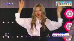 韩团Dreamcatcher音乐节目表演新歌曲《What》