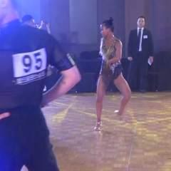 斗牛|2019CUA中韩第七届国际舞蹈体育舞蹈交流赛