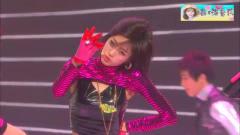 怀旧专场!T-ARA音乐节目表演《为你疯狂》