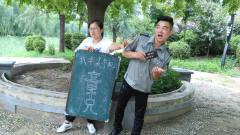 河南方言:美女街头摆摊找字小游戏,没想碰到
