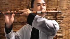 《康熙王朝》经典背景音乐,大叔的笛子演奏的