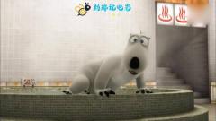倒霉熊系列:澡堂糗事 太逗了!
