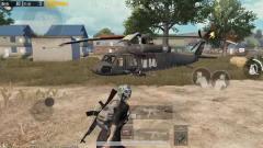 刺激战场:国际服居然更新出了直升飞机?太炫酷了!