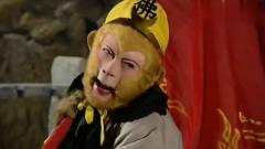 西游记:猴哥拿到红旗,在妖怪洞里大脑一场,