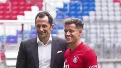 库蒂尼奥租借加盟拜仁