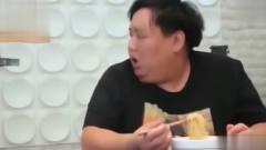 家庭幽默录像:当音乐遇上吃面条 小哥,你抖得