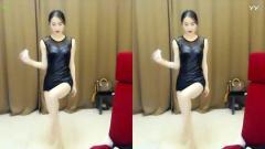 #最劲热舞#皮裙热舞, 长腿全部入镜!